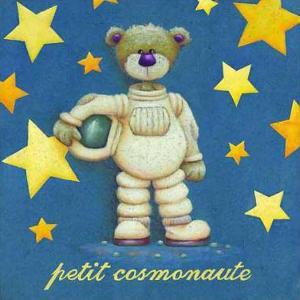 Le Petit Cosmonoute by Raphaele Goisque