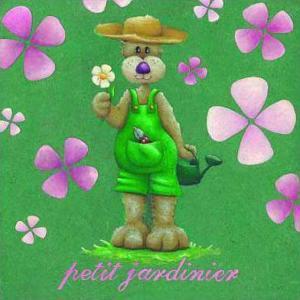 Le Petit Jardinier by Raphaele Goisque