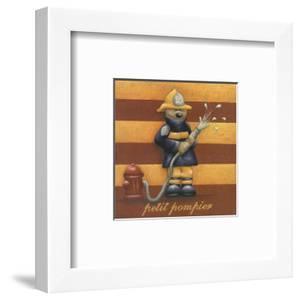Le Petit Pompier by Raphaele Goisque