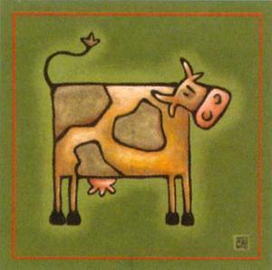Madame la Vache by Raphaele Goisque