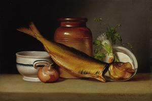 Still Life by Raphaelle Peale