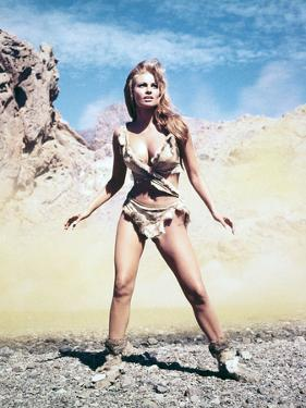 "Raquel Welch. ""One Million Years B. C."" [1966], Directed by Don Chaffey."