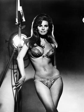 Raquel Welch, Portrait from the Film, Bedazzled, 1967