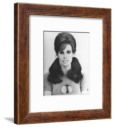 Raquel Welch--Framed Photo