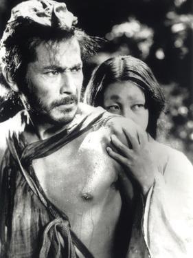 Rashomon, Toshiro Mifune, Machiko Kyo, 1950