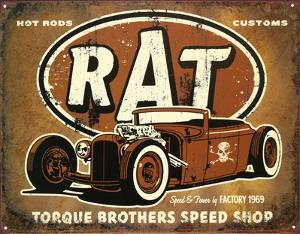 Rat Hot Rods Torque Brothers Speed Shop
