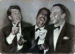 Rat Pack Portrait