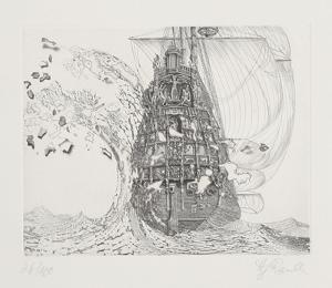 The Galleons Suite - Le Petit Vague by Rauch Hans Georg