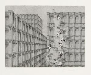 Untitled (1-D) by Rauch Hans Georg
