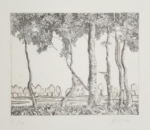 Untitled - Landscape by Rauch Hans Georg