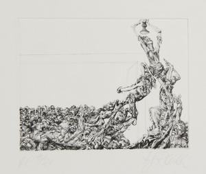 Untitled by Rauch Hans Georg