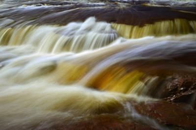 Waterfalls in the Mazaruni River by Raul Touzon