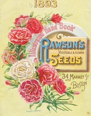 Rawson Seed 1893 Boston MA