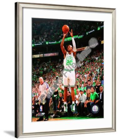 Ray Allen, Game Six of the 2008 NBA Finals