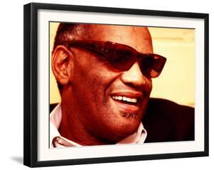 Ray Charles in His Dressing Room