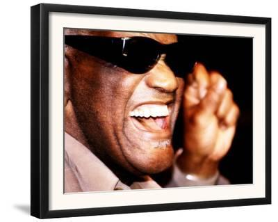Ray Charles in Rehearsal, 1998