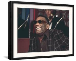 Ray Charles Laughing