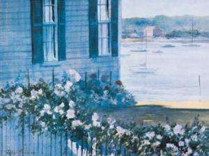 Harbor Roses, 1981 by Ray Ellis