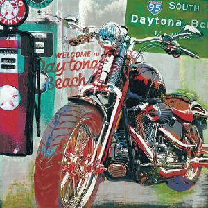 Daytona Beach by Ray Foster