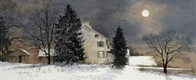 A Cold Night by Ray Hendershot