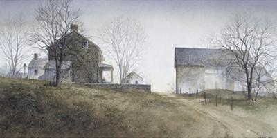 A Rural Morning by Ray Hendershot