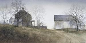 A Rural Morning by Ray Hendershot