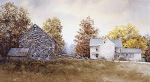 Autumn Roost by Ray Hendershot