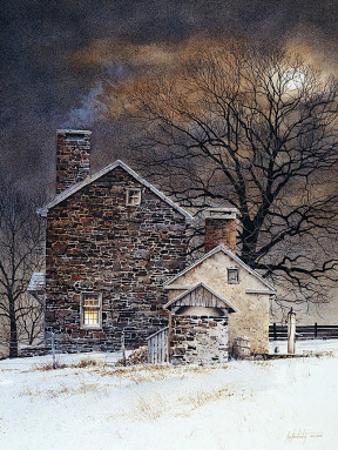 Blue Moon by Ray Hendershot