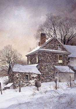 Daybreak by Ray Hendershot