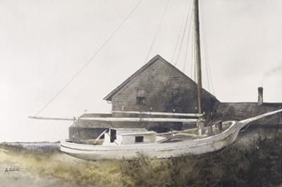 Drydocked by Ray Hendershot
