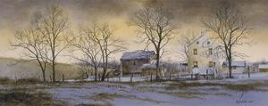 Evening at Brenner's Farm by Ray Hendershot