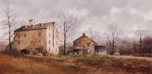 Late November by Ray Hendershot