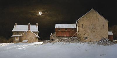 Late Snow by Ray Hendershot