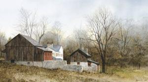 North of New Hope by Ray Hendershot