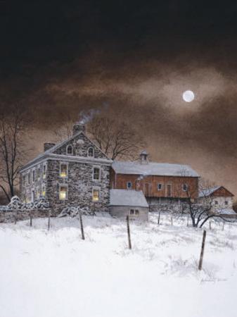 Oley White by Ray Hendershot