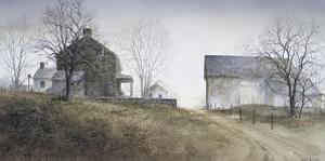 Rural Morning by Ray Hendershot