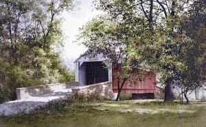 Summer Portal by Ray Hendershot