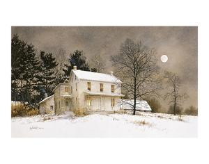 Wolf Moon by Ray Hendershot