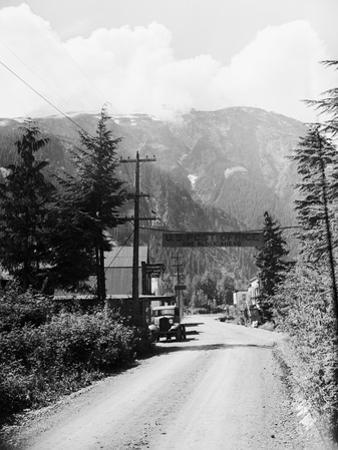 Road to Hyder, Alaska by Ray Krantz