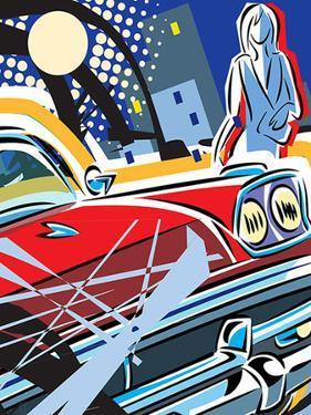 City Car by Ray Lengele