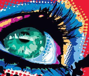 Iced Eye by Ray Lengelé