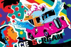 IceScream by Ray Lengelé
