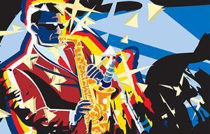Saxo Flash by Ray Lengele