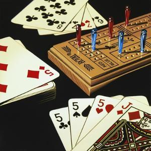 Cribbage by Ray Pelley