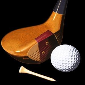 Vintage Golf by Ray Pelley