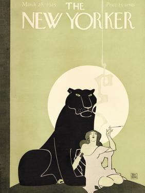 The New Yorker Cover - March 28, 1925 by Ray Rohn