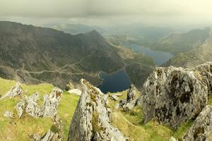 The Snowdon Horseshoe by Ray Wise