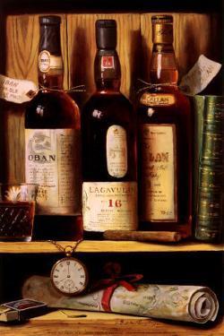 Malt Whiskey by Raymond Campbell