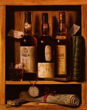 Malt Whisky by Raymond Campbell