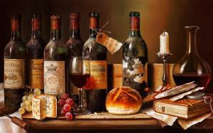 Tasting Clarets by Raymond Campbell